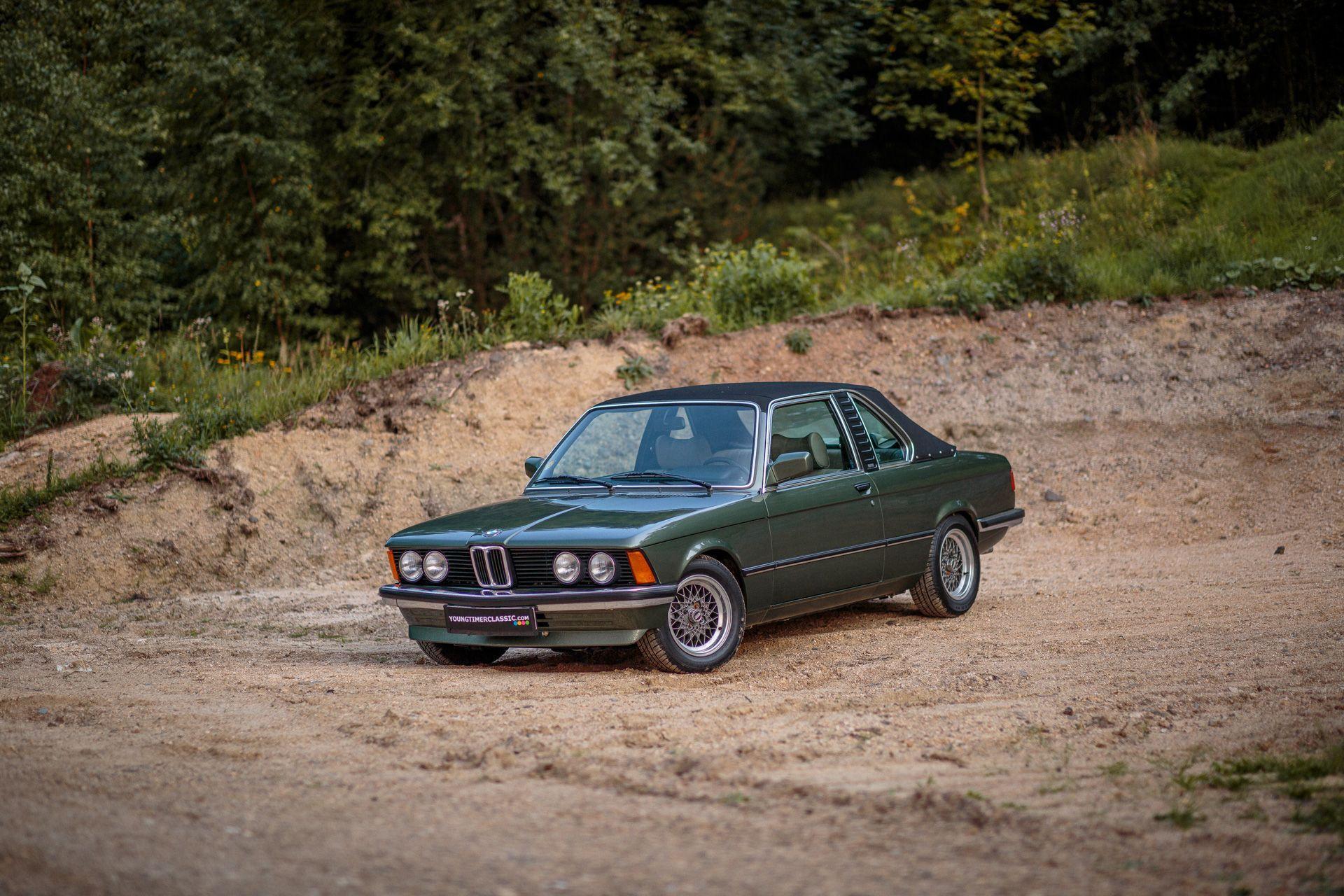 1982 BMW 3-series Baur (E21)