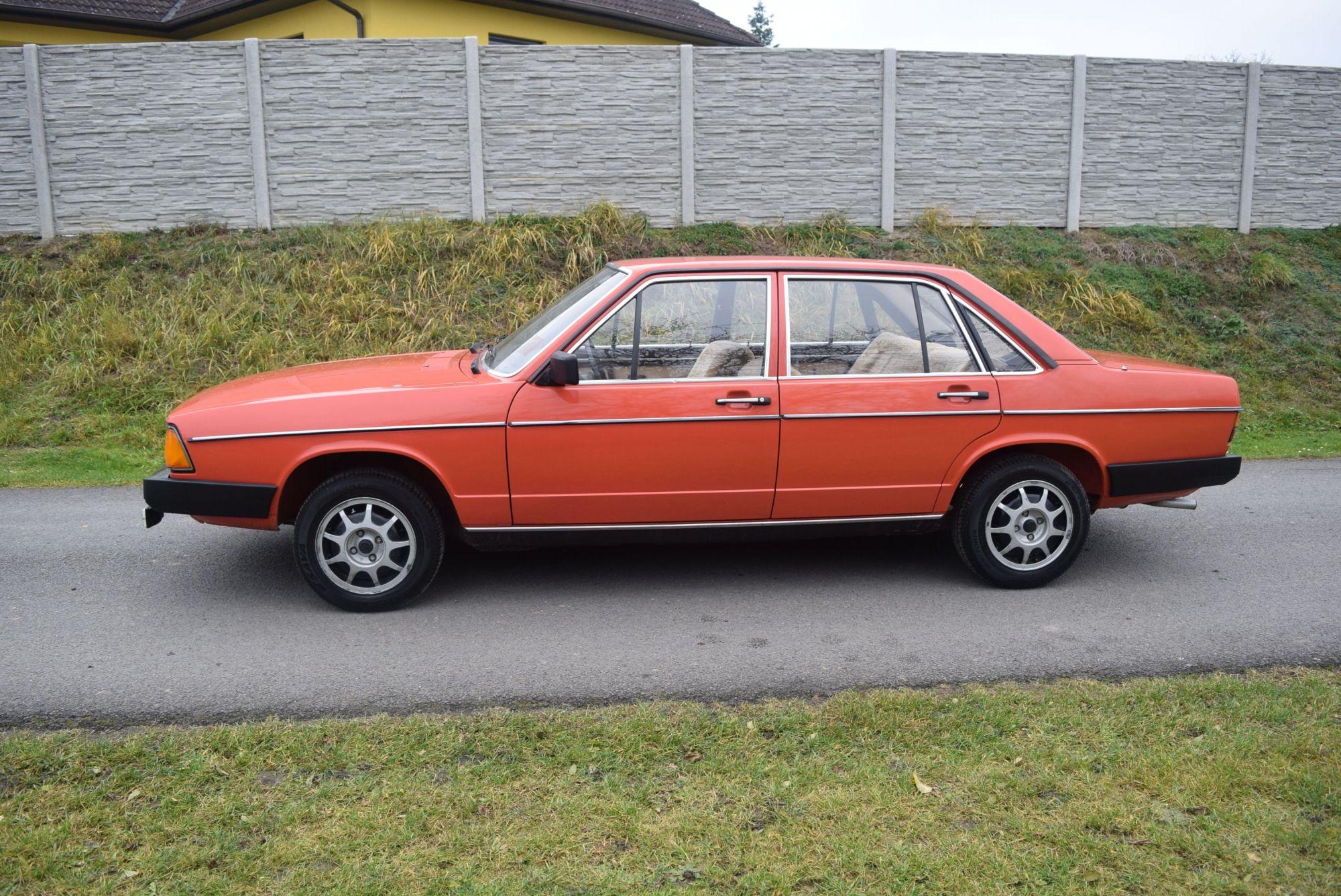 1978 Audi 100 C2
