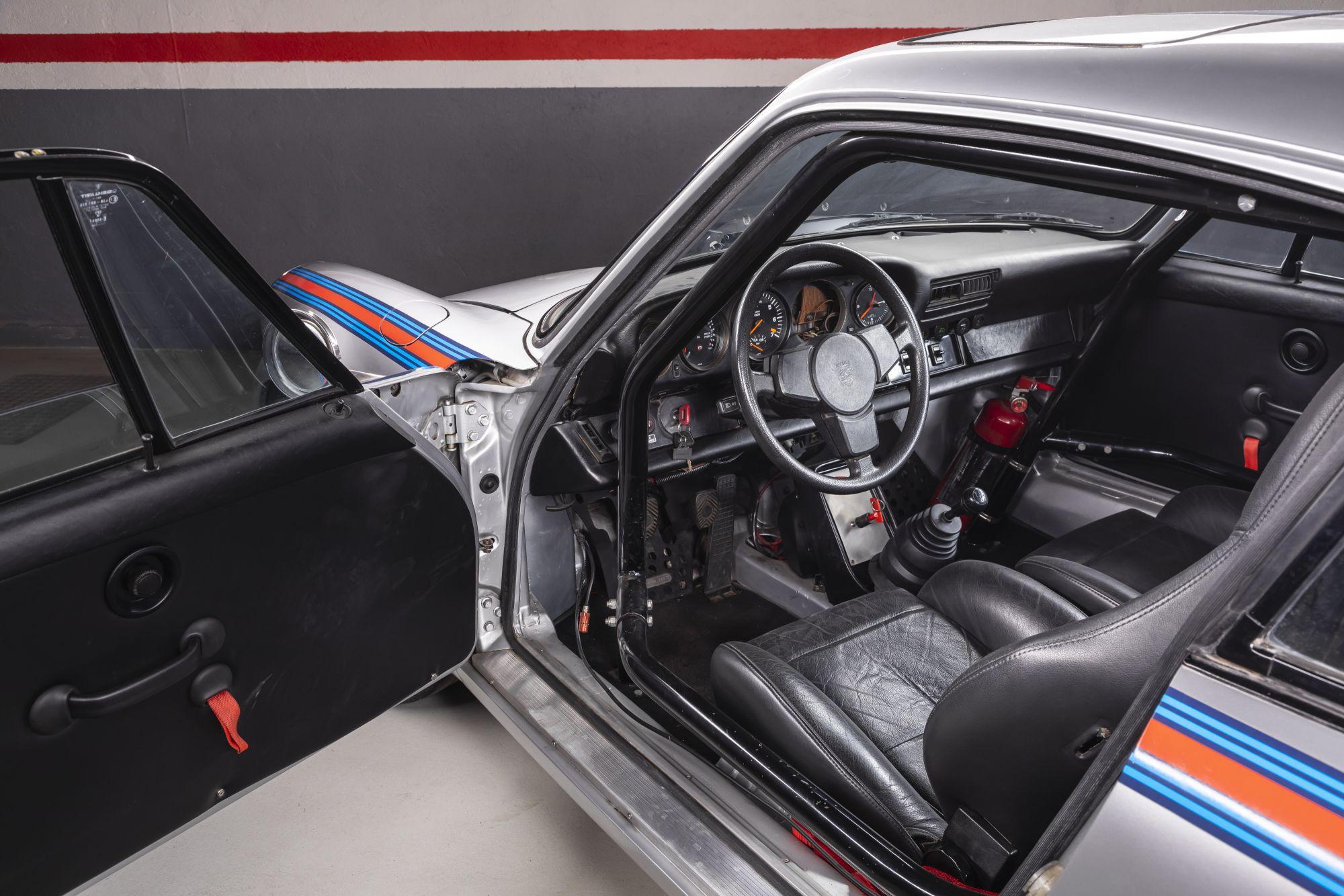 1982 Porsche 911 930 Turbo Martini